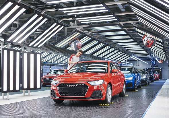 Audi A1 production starts at SEAT in Martorell 001 HQ