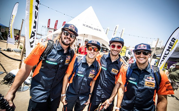262033 misc Red Bull KTM Factory Racing Dakar2019 052