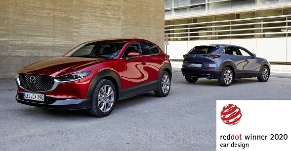 Mazda CX 30 Red Dot Design PR 300