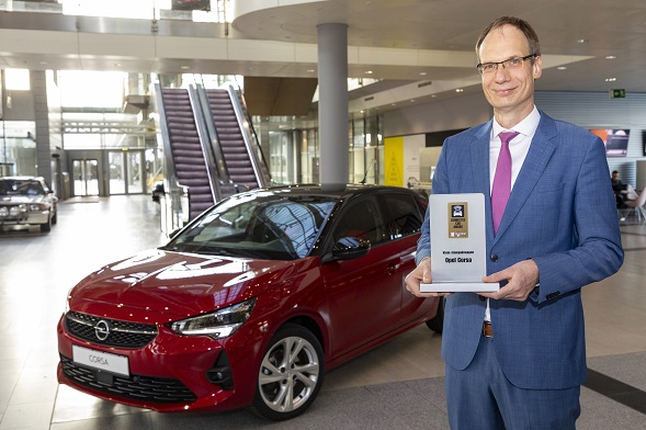 Opel Lohscheller Connected Car Award 510799